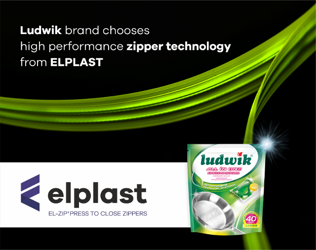 Ludwik brand chooses zipper from ELPLAST